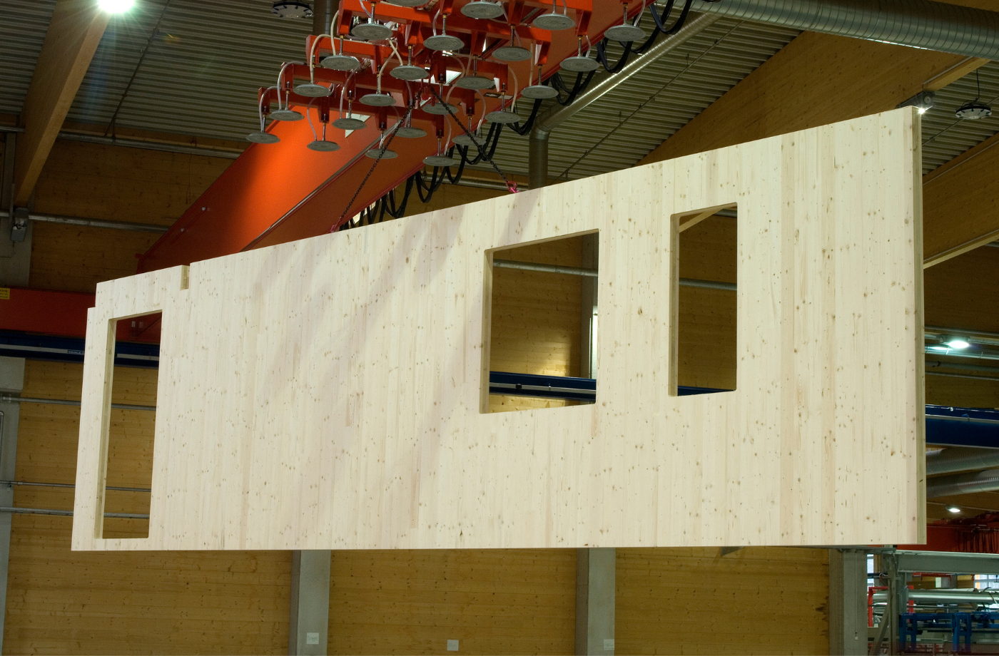 Timber construction beginning to talk to the insurance industry