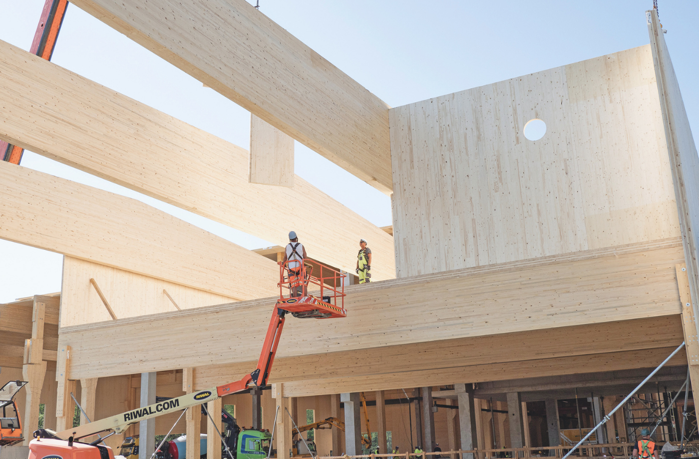 Insurance Industry Guide to Mass Timber